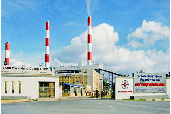 Mong Duong Thermal Power Plant 1,2 (2320MW) - Quang Ninh, Vietnam